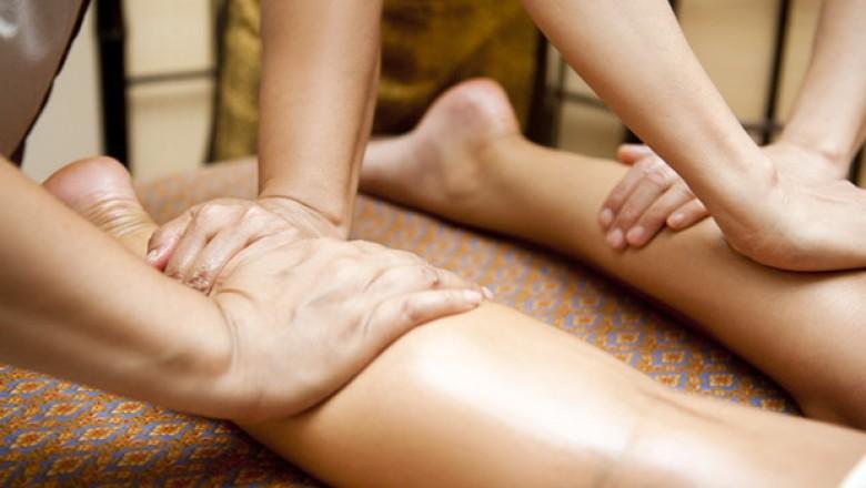 4 Handen Massage, Heerlijk Ontspannen