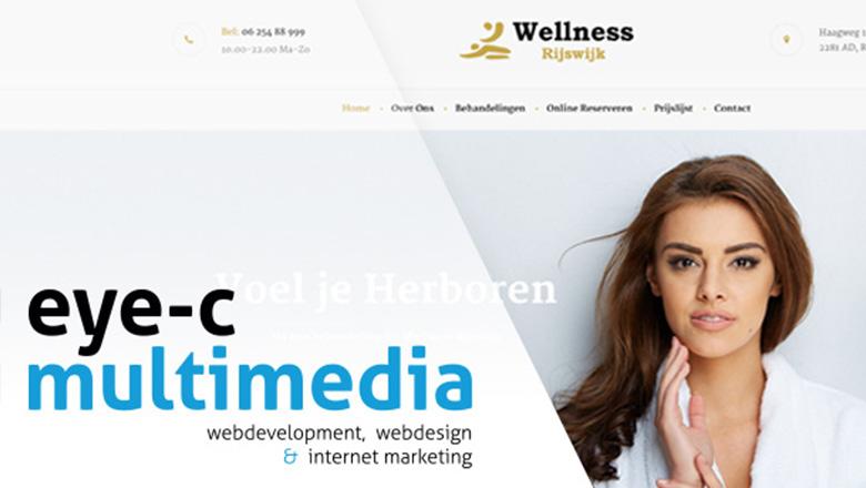 Nieuwe Start, Nieuwe Website