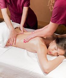 4 Handen Massage