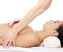 Borstmassage