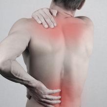 Nek / Schouder / Rug Massage